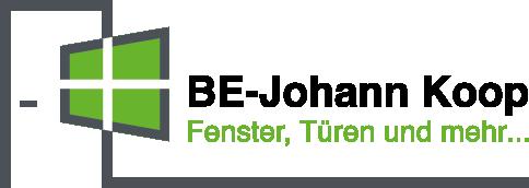 BE-Johann Koop Logo